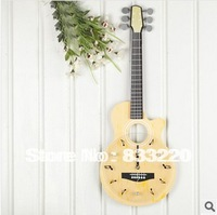 Guitar Unique Gift Wall Clock Safe Home Decor Clock Wall Home Decoration Wall Watch Novelty Households Wall Clock Modern Design