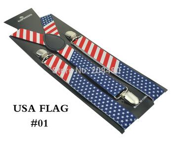 "Бесплатный sТазping-2.5cm / 1 дюймов широкий "" флаг сша #01 "" план чулок ..."