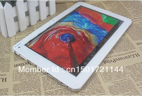 Планшетный ПК Cube U30GT1 10.1 inch RK3188 Quad Core Android 4.1 IPS Screen 1GB 16GB Bluetooth WiFi HDMI Tablet PC