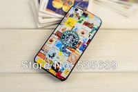 10pcs/lot  free shipping Star wars coffee phone case for iphone4  4s protective case for iphone4