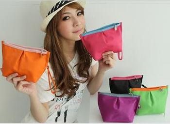 New 2014 Candy Coulor Make up Women Handbag Brand Handbags Makeup Bag Cosmetic bags Evening Bag Makeup Organizer jewelry box