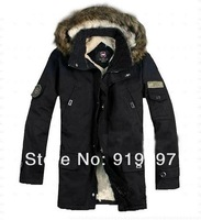 HOT ! Free shipping 2013 autumn winter New fund.Waterproof, breathable Outdoor, mountain hiking, man jacket coat lining+hood