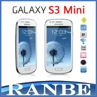 Smart Mobile Phone S3 mini i8190 1:1 Root MTK6577 Dual Core Android 4.1 Capacitive Screen 4.0 inch 800*480 IPS+WIFI Unlock