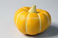 Artificial Pumpkin for Halloween decoration