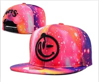 Most popular YUMS Galaxy SKY STAR snapback hats, high quality caps Christmas gift free shipping