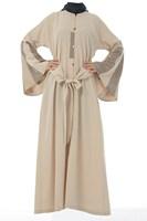 Hot sale Islamic TURKISH women's JILBAB , Coat TK-282  Series(MOQ:3 Piece) ,(Abaya , Jilbab, muslim woman's cloth ,)