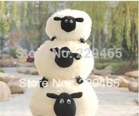 Plush toys wholesale cute Sean sheep doll creative young children wedding gift cute 25 cm cushion pillow lamb hot sale