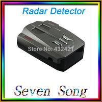 V9+Laser car radar detectors Factory price Car radar detector Russian/English  Build-in 360 degree high sensitive radar receive
