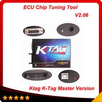 Hotsales !!! New KTAG K TAG ECU Programming Tool latest version update by email ECU Prog Tool Master Version V2.07 DHL free