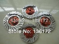 1/10 RC car accessories RC car parts Aluminum Alloy brake disc/brake dish  free shipping