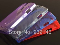 5 Mixed Color S-Line SOFT RUBBER GEL TPU COVER CASE FOR SONY EXPERIA S LT26i + LCD Screen
