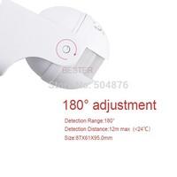 Motion detector sensor, outdoor lighting switch motion sensor, Light motion sensor(4pcs BS039)