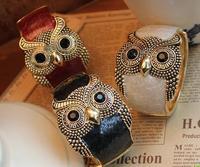 (Min order $10) Free Shipping Trend Owl Bracelet Factory Price