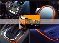 Free Shipping,5 meter/lot car decorative sticker thread, auto 3M decorative string sticker,  mutil-colors avaialbe