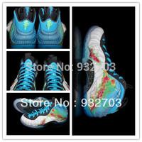 Lot of Stock 2014 Cheap Air Foamposite One PRM Weatherman Basketball Shoes Men Foamposites Shoes Athletic Foamposite Shoes 41-47