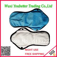 Reusable Menstrual Pads Night Use Cloth Sanitary Pads 300mm Sanitary Towels Free Shipping