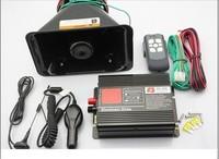 Original as928 car speaker wireless remote control alarm siren 200w 9