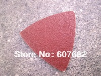 78mm triangle Sanding paper for oscillating carbide saw blade  pad at good price and fast delivery
