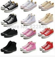 2014 canvas shoes skateboard canvas shoes, leisure shoes 35--44