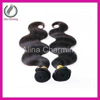 Beyonce Hair Free shipping malaysian virgin hair loose body wave mixed length 2pcs /lots,wholesale price in xuchang factory