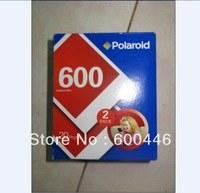 free shipping! Polaroid polaroid onestep 600 once imaging photo, 20 sheet /lot  ,2 pack /lot as pic show ,2009 june old version