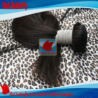 "Queen hair products brazilian straight hair extensions mixed length 3pcs each size 1pcs 8""-30"" Grade 5A,100% unprocessed hair"