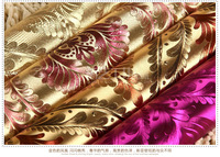 Fashion golden 3D wallpaper Modern gold embossing craft Hotel background Classic wallpaper
