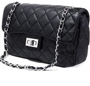 IMIXBOX Christmas Designer Handbag Clutch Ladies Shoulder bag Fashion Bags Quilting Chain Cross W1287(China (Mainland))