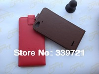 2013 Very cheap fashion high quality leather 100% Business Series case for JIAYU G4.Free shipping!