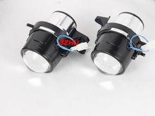 car bifocal fog lens Front bumper lights bifocal lens assembly for AUDI A4L 2001 2004 made
