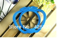 5pcs Fashion Fruit Slicer Easy Cutter or Cut Fruit Knife Cutter for Apple Pear for Salad Free Shipping and Wholesale