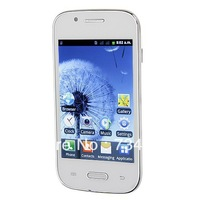 "TV Cell phone, Andriod 2.3 Smartphone W/ 4.0"" Touch Screen Smart Mobile Phone (256MBRAM 256MBROM, Dual Cameras, 1GHz CPU)"