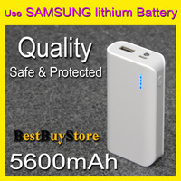 New 5600mAh External Battery Pack / Portable Battery Charger for apple iphone 5 5C 5S, Now in Stock