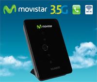 Unlocked Huawei Movistar B970b 3G Wifi Wireless Modem HSDPA Mobile Router 3.5G with Sim Card Slot