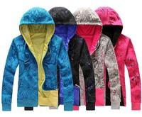 New brand Unisex SportsWear Hoody Women/Men Long-Sleeve Tracksuit's Top Sportswear Lesure Jacket Uniforms Double Sport Hoody