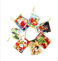 Free shipping, wholesale sales, the Christmas tree decorations, Christmas CARDS
