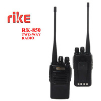 DHL freeshipping+2 sets/lot Cheap uhf frequency 400-470mhz ham radio RK-850 professional walky talky radio transceiver