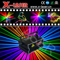 1000MW RGB Full Color Laser Projector Stroboscope Dj Equipment Light With Flight Case