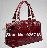 New 2013 Handbags Fashion Vintage Genuine Cowhide Leather Women Handbag Totes Women Messenger Bags Shoulder Bag