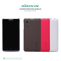 Nillkin Hard case for lenovo p780 smartphone  p780 case free shipping