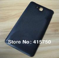 original haipai i9220 back cover for 5.3inch HaiPai i9220/i9277 MTK6577 Smart phone(black color)-free shipping