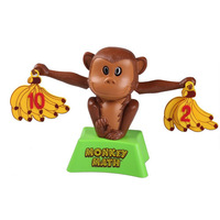 The monkey Balance Scale,Exercise the balance of the children,The arithmetic toys
