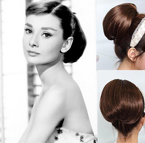 Bun Style Hair Pieces Style Hair Pieces Buns