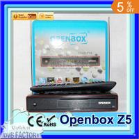 4pcs Openbox z5 1080P full hd support usb wifi digital Satellite Receiver same function as Openbox x5 hd pvr free shipping(4pcs)