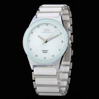 2014 EPOZZ Relojes de ceramica para dama movimiento de cuarzo japones contra agua quartz luxury watches women dress watch 8490