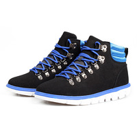 Top Quality Urban Men Fashion Sneakers EU 39-43 First Layer Soft Leather Shoes 2014 Colors Urban Man Casual Ankle Boots