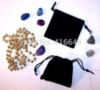 Free Shipping,100pcs/Lo 5.8x7cm Black Velvet Bag/Jewelry Bag/Velvet pouch, Pouch Bag/Gift Bag