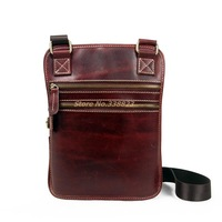 NEW European and American leather handbags wave packet  bag retro shoulder bag Korean version of Messenger