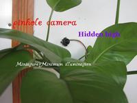 90 degrees miniature pinhole camera (520 lines,4-24v wide voltage, 0.008 illumination) Free shipping