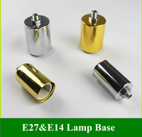 Lamp Base / Lighting Accessories / Ceramic Lighting Screw E27  E14 Light Holder 10PCS